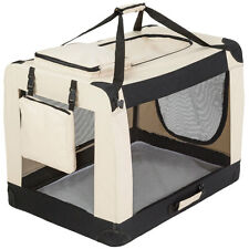 Niche Cage Sac Box Panier de Transport pour Chien Chat mobile pliable Taille XXL