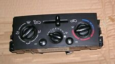 PEUGEOT 207 06-12 HEATERS & AIR CONDITIONING CONTROL SWITCH CLUSTER - 69917001