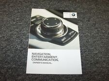 2012 BMW X3 X5 X6 Navigation System Owner Operator User Guide Manual XDrive