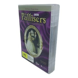 The Pallisers - The Complete Collection DVD Box Set (8 Discs) - Region ALL, PAL