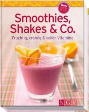 Smoothies, Shakes & Co. (Minikochbuch) von Susanne Grüneklee (2014, Gebundene A…