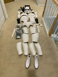 Anovos Star Wars Stormtrooper Kit with Extras