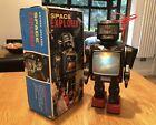 Horikawa SH Japan Space Explorer Robot & Original Box – COMPLETE & FULLY WORKING