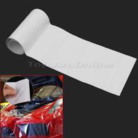 Film de Protection Peinture Autocollant Transparent PVC Pare-choc Voiture Auto
