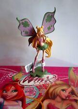 1 Mini Figure Flora Winx Club Gomma 12 cm