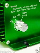 BAY HYDRO 1000w DE HIGH FREQUENCY @ 106 KHz HIGH QUALITY Ballast Solis Lumatek