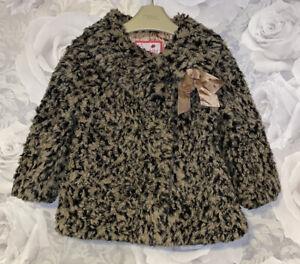 Girls Age 2-3 Years - Pretty Soft Coat