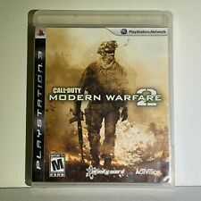 Call of Duty: Modern Warfare 2 MW2 (PlayStation 3, 2009) Complete Tested Working
