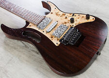 Ibanez JEM77WDP CNL Steve Vai Electric Guitar Charcoal Brown Low Gloss + Case