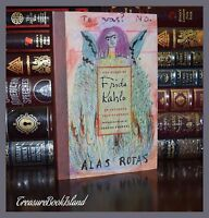 Diary of Frida Kahlo Intimate Self-Portrait Illustrated New Deluxe Hardcover