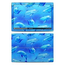 Surface Pro 4 Skin - Swimming Dolphins by Dan Morris - Sticker Decal