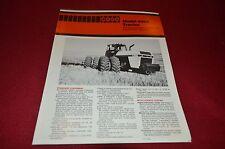 Case 4994 Tractor Dealer's Brochure YABE11