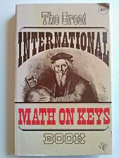 The Great international Math On Keys Book, paperback