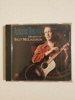 Acoustic Original - The Best Of Billy McLaughlin CD
