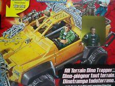K183627 ALL TERRAIN DINO TRAPPER MIB MINT IN SEALED BOX JURASSIC PARK 3 JP III
