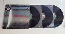 Wings Over America Vintage Vinyl 3x LP Record 1976 1st Press PCSO.720-1/3 EX/VG+