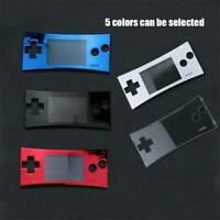 1pcs Front Faceplate Housing Panel Case Shell For Nintendo Gameboy Micro Console