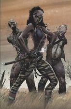 Walking Dead #19 Blind Bag Color Virgin J. Scott Campbell