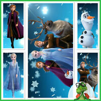 Disney Collect Topps Digital Frozen 2 - Characters Full Master Set w/awards