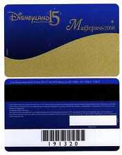 1 Passeport Disneyland Paris voir la photo