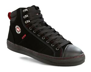 LC022b - Mens Lee Cooper Safety Trainers | Baseball Safety Shoes Steel Toe Cap