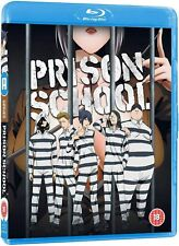 Prison School - New Uncensored Standard Edition Anime (Blu-ray)