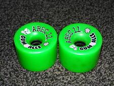 Slalom Skateboard Longboard Wheels ABEC 11 76mm 78a Gumballs