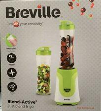 Breville VBL062 Blend-Active Sports Bottle Smoothie Blender