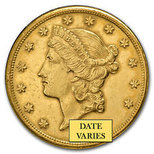 Random Year $20 Liberty Gold Double Eagle Pre-33 Gold Cleaned