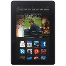 Amazon Kindle Fire HDX 8.9 (3rd Generation) 64GB, Wi-Fi + 3G, 8.9in - Black