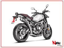 AKRAPOVIC EXHAUST SCARICO COMPLETO OMOLOGATO YAMAHA XSR 900 2016 S-Y9R6-HBTBL