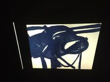 """Franz Kline """"Chief '50"""" Abstract Expressionism Action Painting35mm Art Slide"""