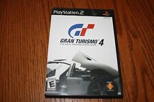 GT4 Gran turismo 4 Playstation 2