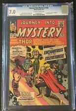 Journey Into Mystery # 103 CGC 7.0 Marvel 1st App Of Enchantress Disney+ Loki