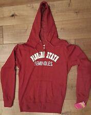 Florida State Seminoles XL hoodie sweatshirt zipper NWT