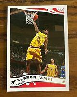2005-2006 Topps #200 LeBron James - Cavaliers  NM