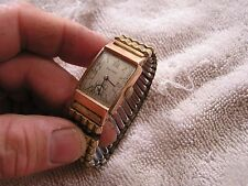 Vintage Bulova Watch 21 Jewels 8AE Gold Filled