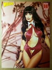 Vampirella Photo Harris Comics Poster