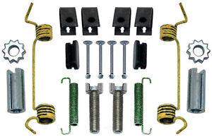 Parking Brake Hardware Kit Rear ACDelco 18K1130