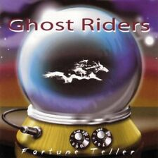 CD GHOST RIDERS - Fortune Teller / Southern Rock USA 2004 / THE OUTLAWS