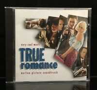 True Romance OST Soundtrack CD Hans Zimmer Chris Isaak Soundgarden OOP Near Mint