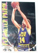 CARTE NBA BASKET BALL 1995 PLAYER CARDS JEF HORNACEK (304)