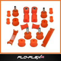 Ford Escort Suspension Bushes MK2 Front & Rear Kit in Poly Flo-Flex