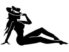 sexy girl stencil for Airbrush Tattoo craft Art
