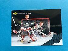 192-93 Upper Deck Hockey All Rookie Team Card # AR6 Dominik Hasek