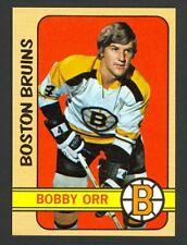 1972-73 Topps Hockey Bobby Orr #100 - Boston Bruins - Gem Mint