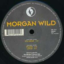 "Morgan Wild - 5th Gear (12"") Vinyl Schallplatte - 167042"