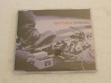 MATTHEW - Streams - 2002 UK 3-track CD single