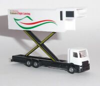 Emirates Flight Catering Airbus A380 Catering Truck Model Scale 1:200 559607  G