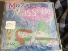 Mozart For Massage - Music With a Soft, Gentle Touch.  CD Brand New Ships Free